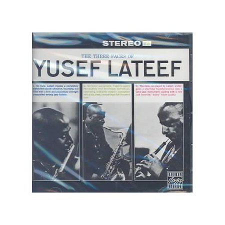 Personnel: Yusef Lateef, Ron Carter, Hugh Lawson, Herman Wright, Lex Humphries.                Recorded in May 1960.Yusef Lateef is one of jazz's most fascinating instrumentalists. His experiments with flute and particularly oboe and bassoon have made Lateef (Ron Carter Best Albums)