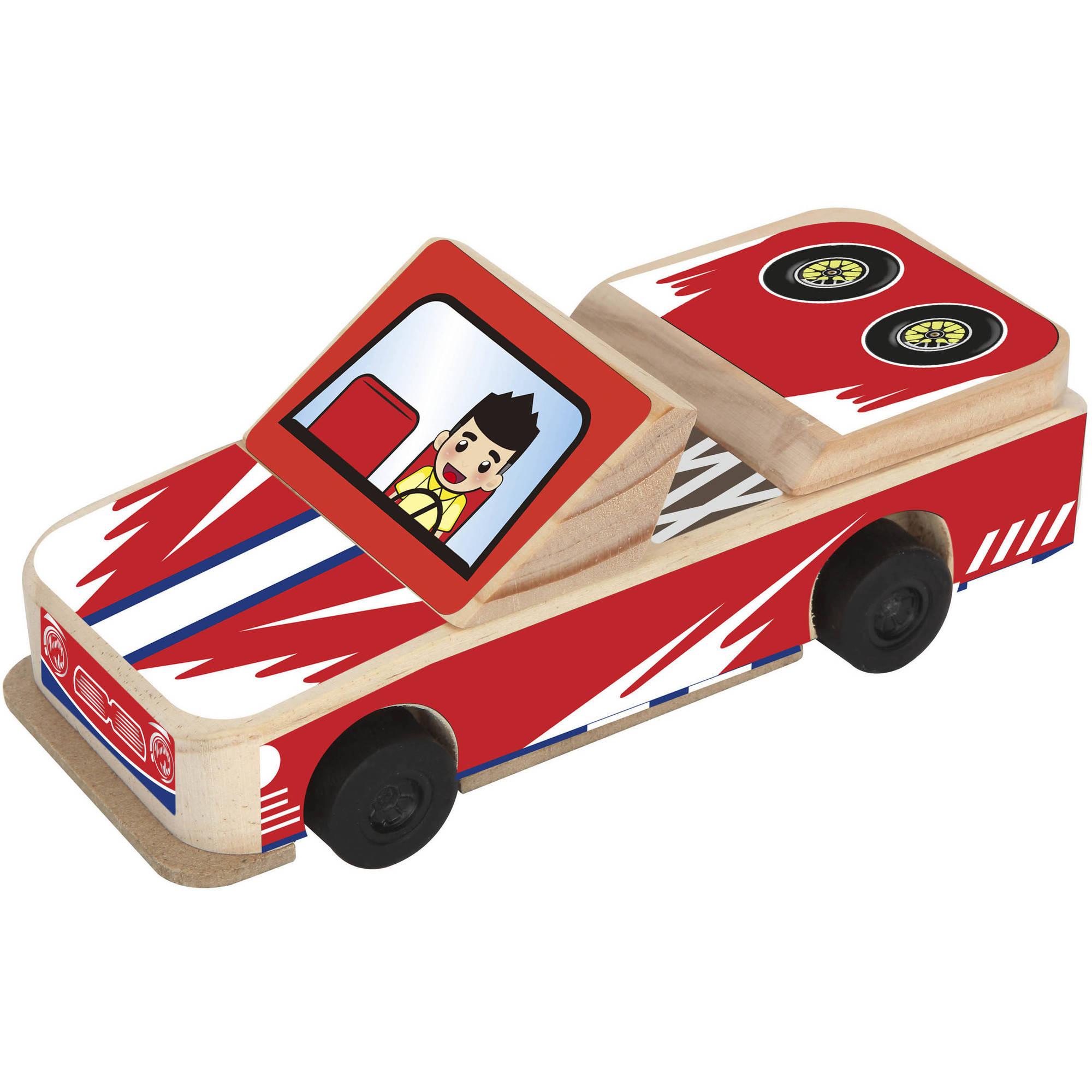 Build a Sport's Car Kid's Project Kit