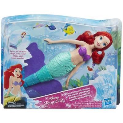 Hasbro Disney Princess Ariel Swimming Adventure Doll