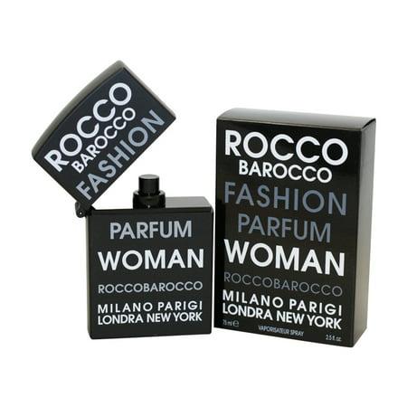 Roccobarocco Fashion Eau De Parfum Spray 2.5 Oz / 75 Ml for Women by Roccobarocco