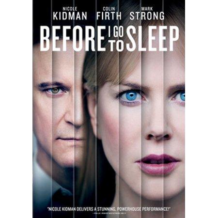 Before I Go to Sleep (DVD) (Go Fish Guys Dvd)