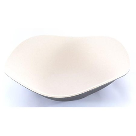 6 in. Two Tone Low Bowl, Graphite & Natural - Pack of (Low Tune)