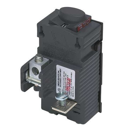 New Pushmatic® P120 Replacement. One Pole 20 Amp Circuit Breaker Manufactured by Connecticut (R38 Circuit Breaker)