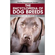 The Encyclopedia of Dog Breeds Book, Assorted Dogs by TFH Publications