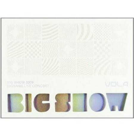 Big Bang - Big Show: 2009 Bigbang Concert Live Album [CD]