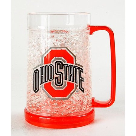 DuckHouse NCAA Beer Glass 16 oz. Crystal