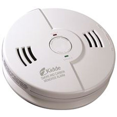 Kidde Direct Wire Ionization Smoke And Carbon Monoxide Detector With 2 Aa Battery (4 Wire Smoke Detector)