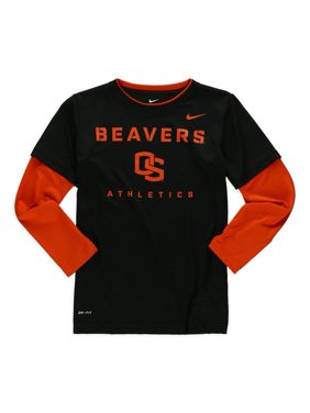9212284ec2df Product Image Nike Boys OSU Dri Fit Graphic T-Shirt