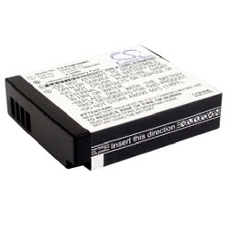 Replacement for PANASONIC DMW-BLH7 replacement battery