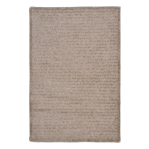 Colonial Mills Simple Chenille Stone Indoor/Outdoor Area Rug