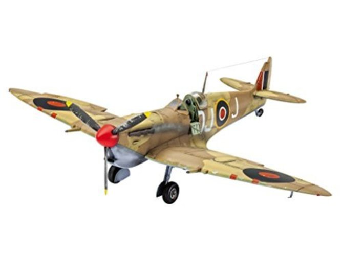 Revell 03940, Supermarine Spitfire Mk.Vc, 1:48 scale plastic model by Revell