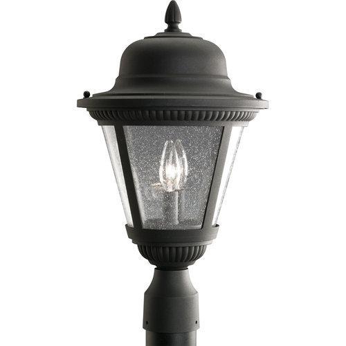 Progress Lighting  P5434  Post Lights  Westport  Outdoor Lighting  ;Black