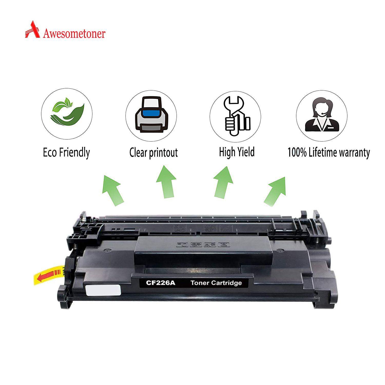 8 Pack Toner Cartridge for HP CF226A 26A LaserJet Pro MFP M426dw M426fdn M426fdw
