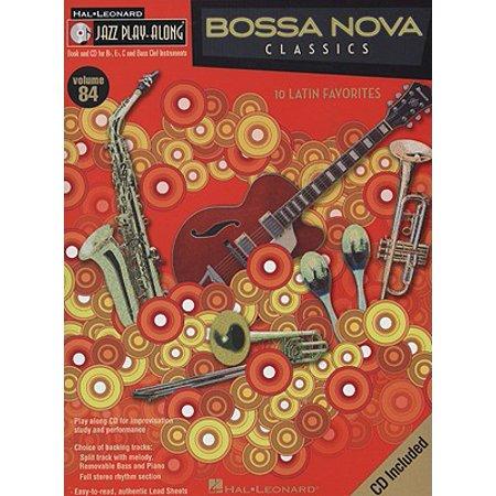 Bossa Nova Percussion (Bossa Nova Classics)