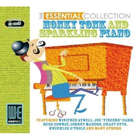 Honky Tonk Piano: Essential Collection - Honky Tonk Piano