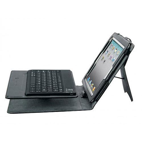 SCOSCHE IPD2BTKB iPad(R) 2 keyPAD Wireless Bluetooth(R) Folio