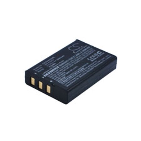 Replacement for EXFO AXS-110 OTDR replacement battery