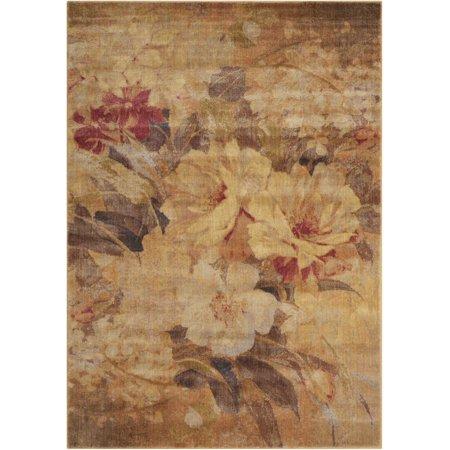 Nourison Somerset Antique Blossom Rug, Multi-Color