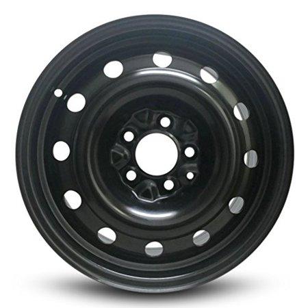 Steel Wheel 5 Lug (Dodge Caravan Town & Country 16 Inch 5 Lug Steel Rim/16x6.5 5-114.3 Steel Wheel )