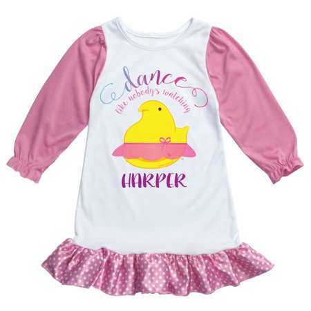 Exotic Dancer Gowns (Personalized Peeps Dancer Nightgown)