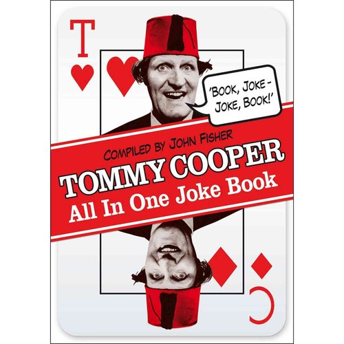 The Tommy Cooper All in One Joke Book