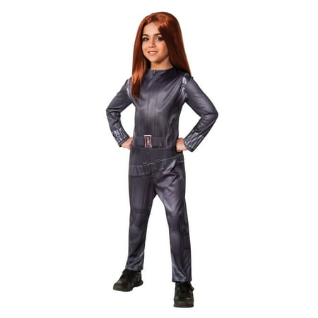 Black Widow Winter Soldier Costume (Kids Black Widow Costume)
