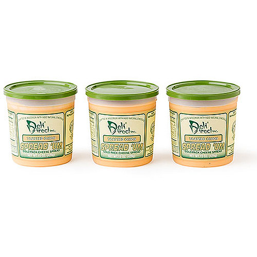 Deli Direct Spread 'Um Toasted Onion Cheese Spread, 45 oz