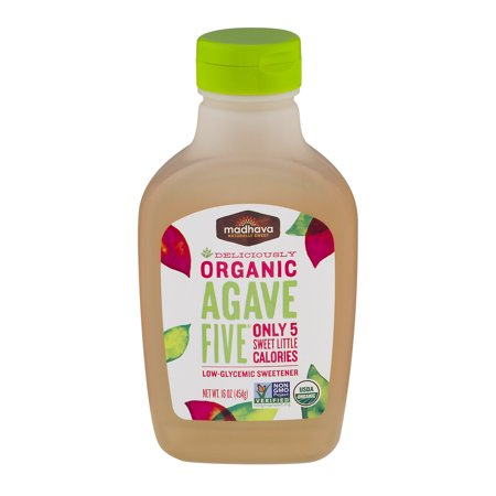 Is agave low glycemic