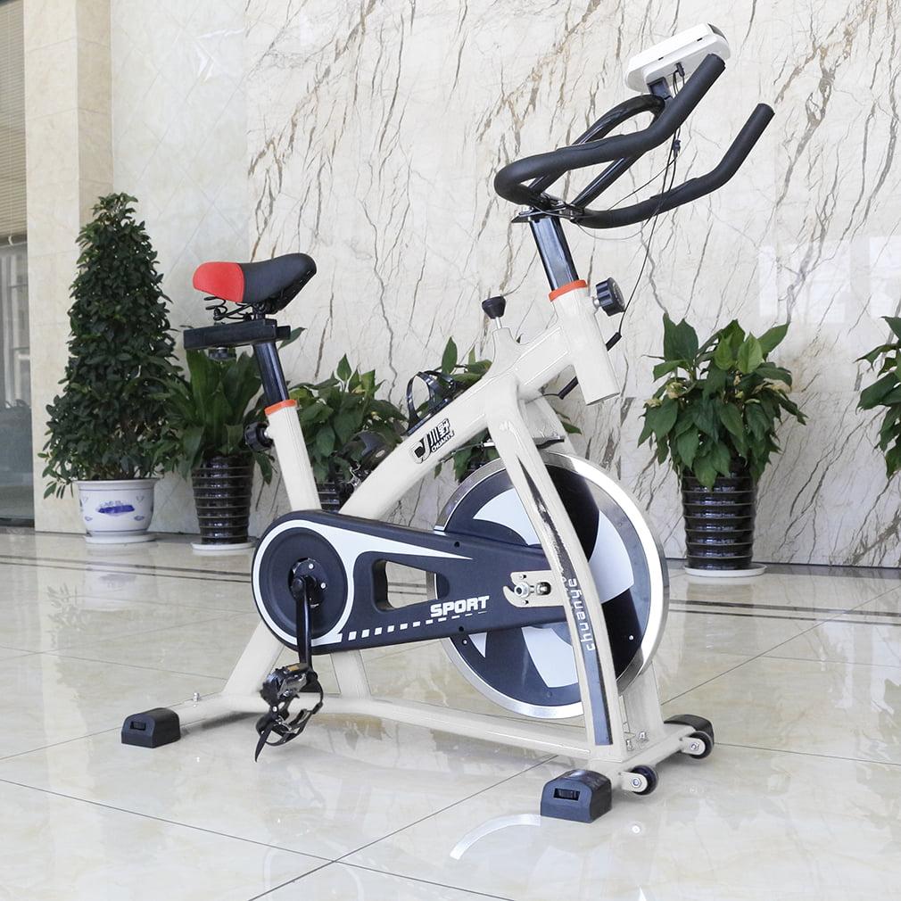 Indoor Cycle Trainer Adjustable Home Indoor Cycling Stati...