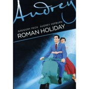 Roman Holiday (Audrey Hepburn Line Look) (Full Frame) by PARAMOUNT HOME VIDEO