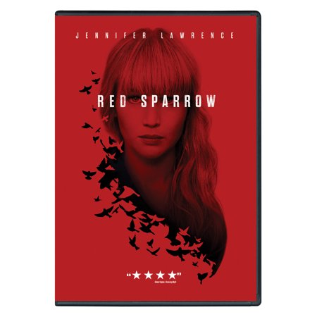 Red Sparrow (DVD) - Red Oitnb