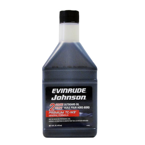 Evinrude Johnson 2 Cycle Marine Oil