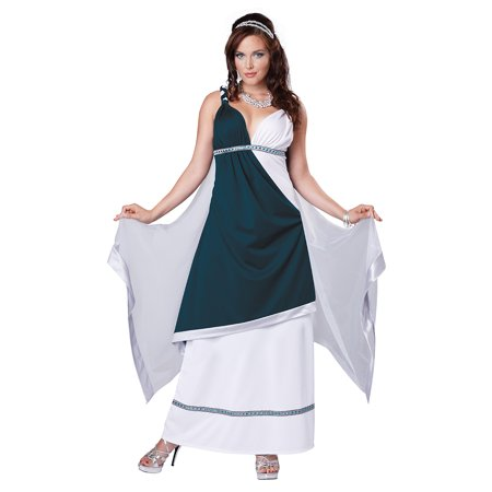 Adult Female Roman Beauty Costume by California Costumes 01361 for $<!---->