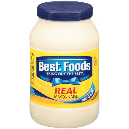 Best Foods Real Mayonnaise  48 Ounce