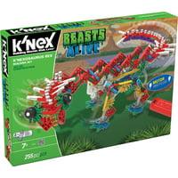 K'NEX Beasts Alive - K'NEXosaurus Rex Building Set - 255 Pieces - Ages 7 Engineering Educational Toy
