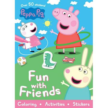 Peppa Pig Fun with Friends