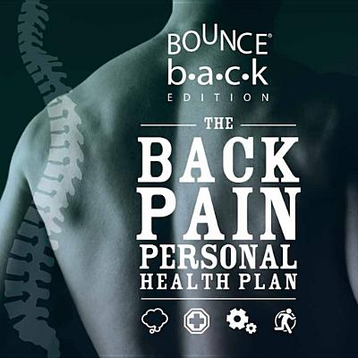 The Back Pain Personal Health Plan - eBook
