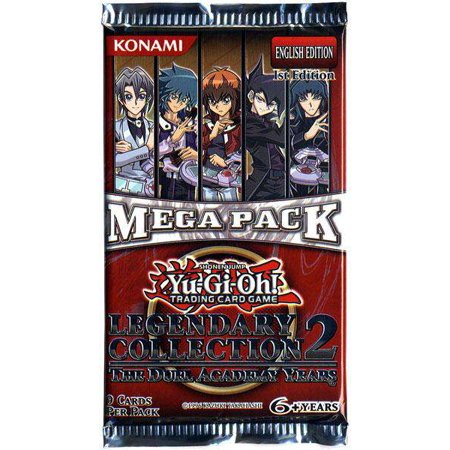 Yu-Gi-Oh Legendary Collection 2 Booster -
