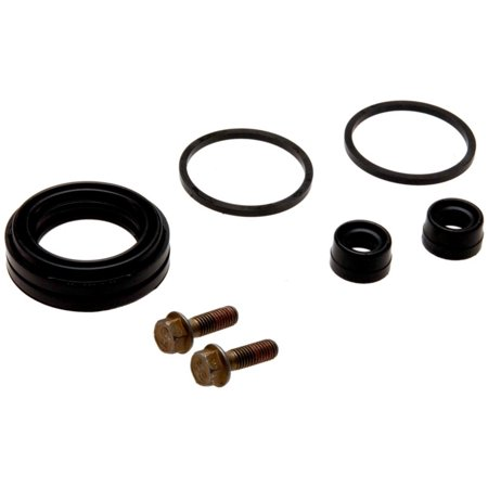 Caliper Seal Repair Kit (AC Delco 173-302 Brake Caliper Repair Kit, Rear )