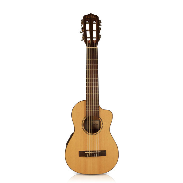 Cordoba Guilele CE Acoustic Electric Travel Guitar by Cordoba