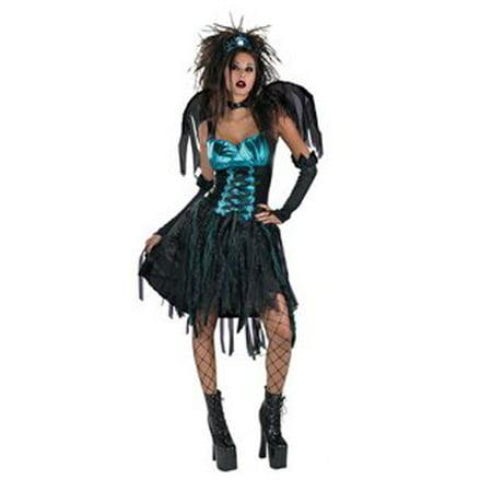 Fairy Costume Teen (Aqua Fairy Teen Costume Size)