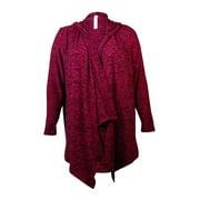 Jessica Simpson Women's Serena Hooded Cardigan Sweater