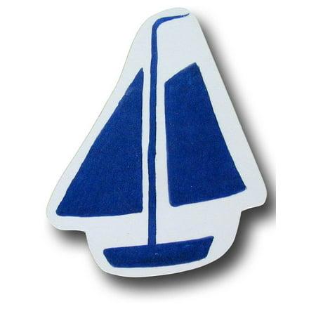 Sports & Transport Sail Boat Drawer Pulls (Set of 2) (Sailboat Pull)