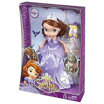 Disney Sofia The First Scale Fashion Doll Large (Sofia The)