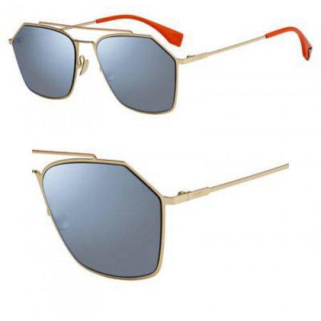 Sunglasses Fendi Men Ff M 22 /S 0J5G Gold / 2Y gold sf lens