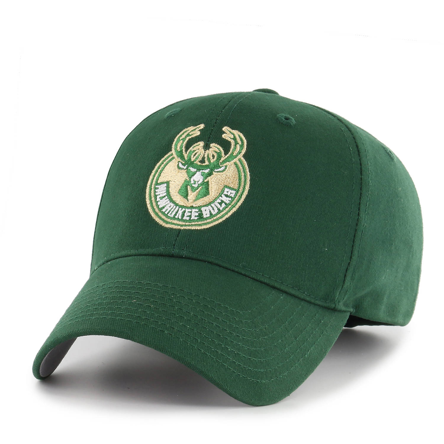 NBA Milwaukee Bucks Basic Cap/Hat - Fan Favorite
