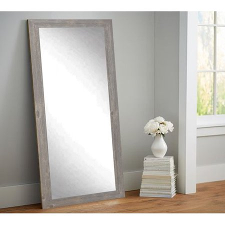 Gracie Oaks Urban Frontier Full Length Mirror
