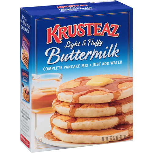 Krusteaz Buttermilk Complete Pancake Mix, 32 oz