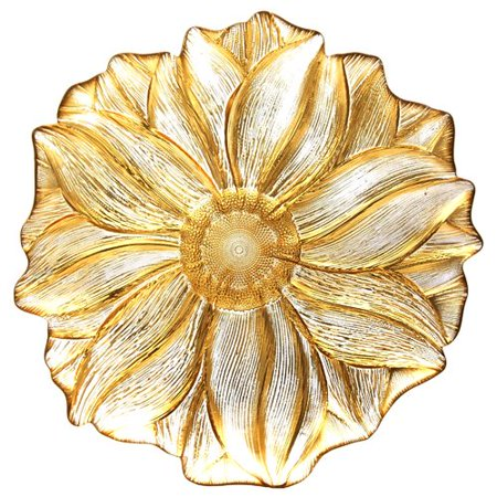 MAGNOLIA Gold Clear Side Plate (Side End Plate)