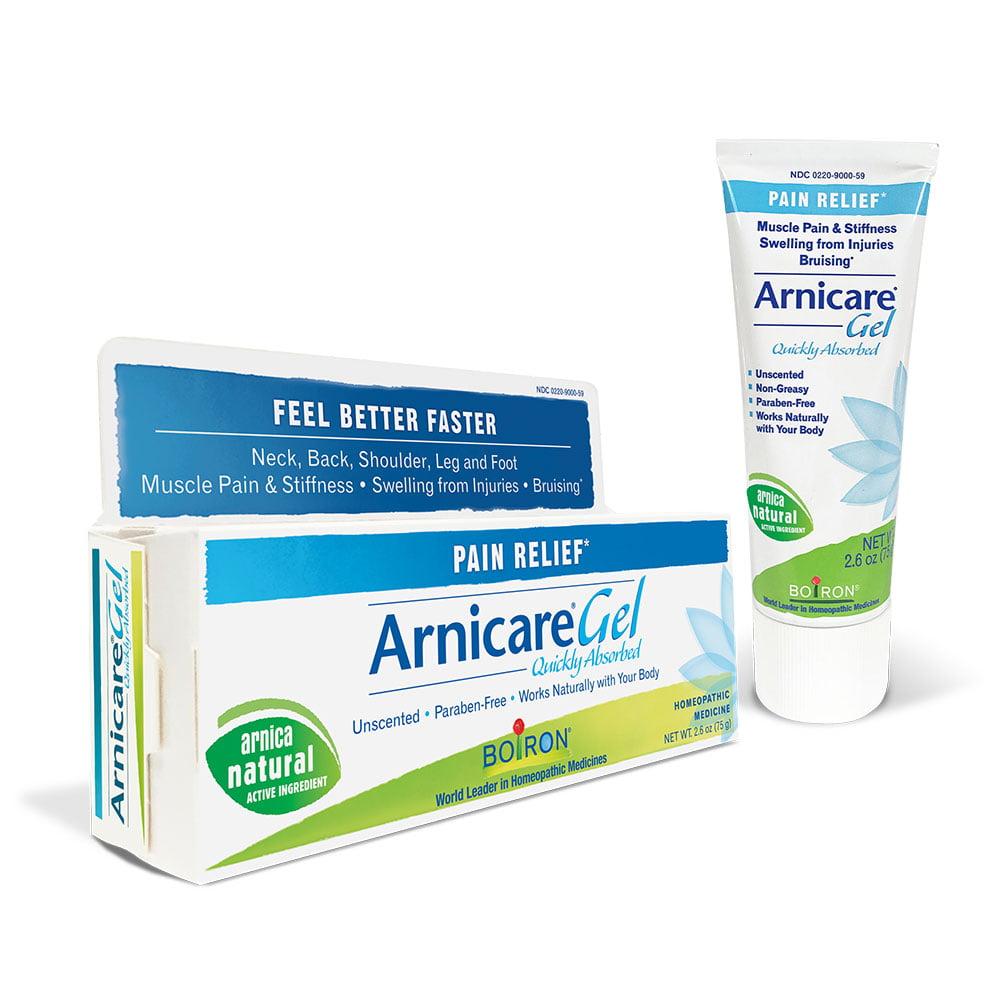 Boiron Arnicare Pain Relief Gel, 2 6 Oz - Walmart com